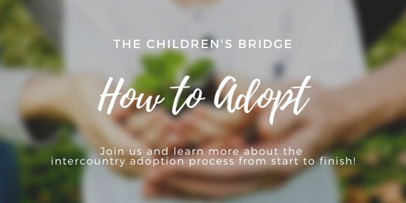 How to Adopt Info Session