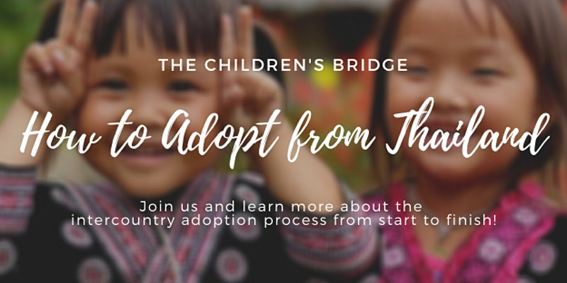 How to Adopt from Thailand