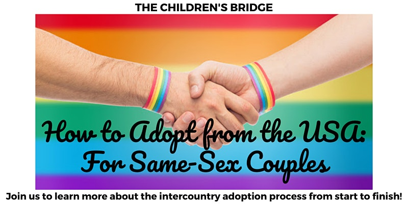 How to Adopt from the USA - LGTBQI